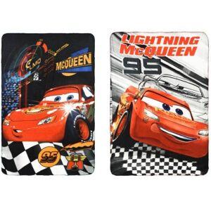 Disney Cars, Lightning Mcqueen filt pläd