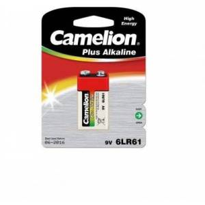 Dynas 9V batteri Alkaline 1 stk