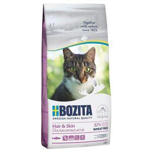 Bozita Hair & Skin - Hvedefri - Økonomipakke: 2 x 10 kg