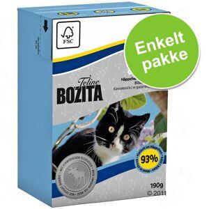 Bozita 190 g Bozita Feline Hair & Skin Sensitive Kattemad