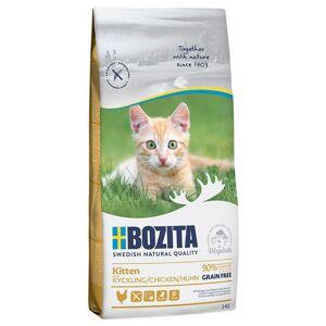 Bozita Kitten - Kornfri - 2 x 2 kg