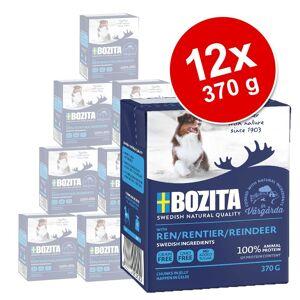 Bozita 12x370 g Bozita Naturals Bidder Kylling & Ris Hundefoder