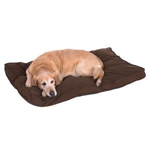 zooplus Exclusive Hundepude Cozy Mocca - L 118 x B 72 x H 8 cm