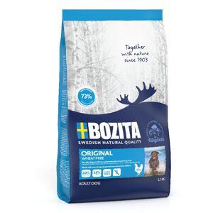Bozita 2x12,5 kg Bozita Original hundefoder uden hvede