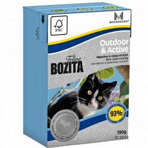 Bozita 6x190 g Bozita Feline Kitten Kattemad