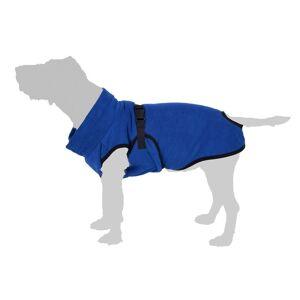 zooplus Exclusive Mikrofiber-badekåbe til hunde - L: ca. 73 cm ryglængde
