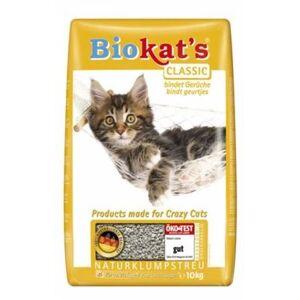 Kivuton Verkkokauppa ja Eläintohtori Biokat's Classic 3 in 1 20 L