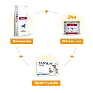 Kivuton Verkkokauppa ja Eläintohtori Maksasairaan pienen koiran hyvinvointipaketti 1