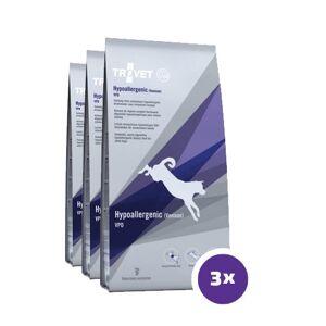 Trovet koiralle Trovet VPD Hypoallergenic (Venison) Peura-Peruna Dry Koiralle 3 x 10 kg