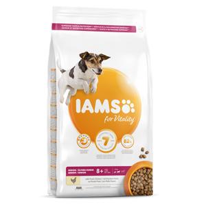 Iams Canine Senior Small & Medium 12 kg