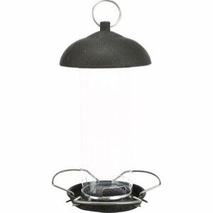 Trixie Utefuglautomat I Metall/plastikk 560ml 10cm Sort