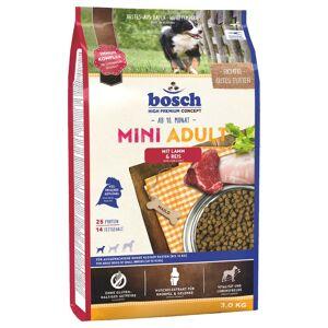 Bosch Mini Adult Lam & Ris - Økonomipakke: 2 x 15 kg