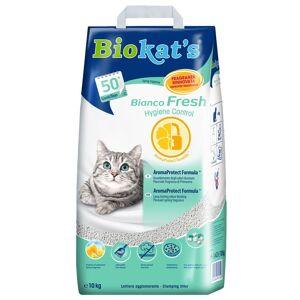Biokat's Bianco Fresh 10 kg