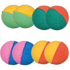Trixie myke gummiballer for katter - 8 baller