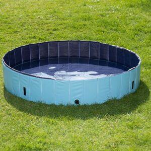 zooplus Exclusive Dog Pool Keep Cool - Ø 120 x H 30 cm (inkl. presenning)