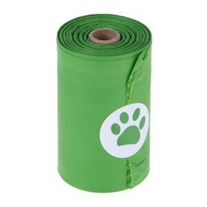 zooplus Exclusive Biologisk nedbrytbar hundeavfallspose - 40 ruller à 15 poser
