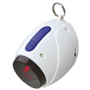 TRIXIE Automatisk laserpeker katteleke 11 cm hvit 41311