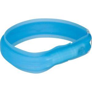 TRIXIE USB Lysbånd L-XL 70 cm blå 12672