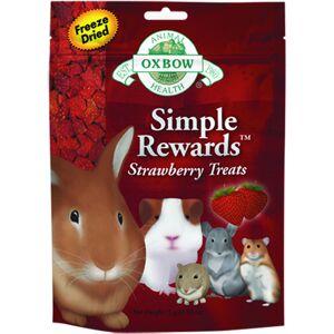 Oxbow Simple rewards strawberry treats 15 g