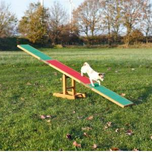 Trixie Agility Vippe For Hund 300 cm