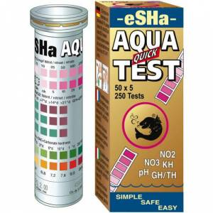 eSHa Qiuck Test 50st/300tester