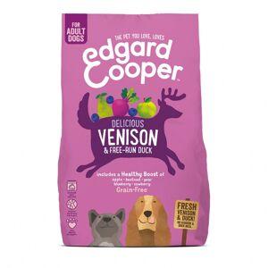 Edgard & Cooper Dog Grain Free Hjort & Anka (2,5 kg)