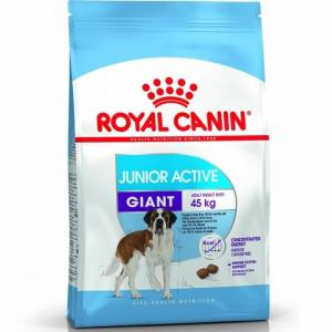 Royal Canin Giant Junior Active 15 kg