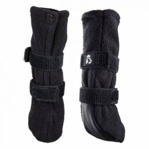 Basic Paws Fleeceskor 4-pack (M)