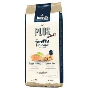 Bosch 2 x 12,5 kg Bosch Plus Öring & potatis hundfoder