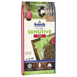 Bosch 15kg Sensitive Lamm & Ris Bosch Hundfoder