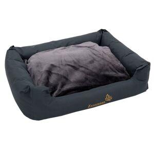bitiba Sleepy Time Grey hundsäng Storlek M: B 80 x D 65 x H 30 cm