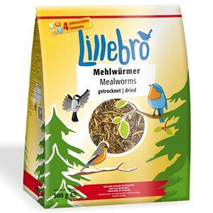 Lillebro Mjölmask, torkade - 2 x 500 g