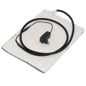 bitiba Comfy värmematta med vändbart överdrag - L 40 x B 30 cm
