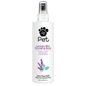 John Paul Pet Lavender Mint Detangling Spray 236ml