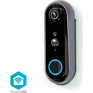 Nedis Wificdp20gy Smartlife Videodørtelefon