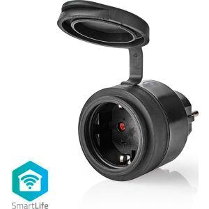 Nedis Wifipo110fbk Smartlife Smart Plug
