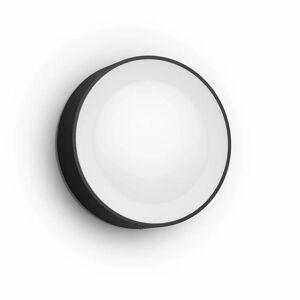 Philips Hue Daylo Hue White & Color Ambiance Utendørs Vegglampe Black - Philips Hue  svart  76 mm+220 mm