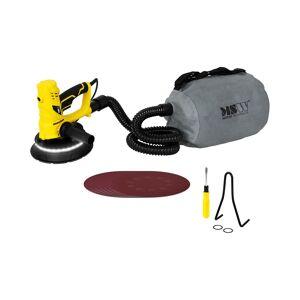 MSW Vægsliber - 850 W - med LED-lys og støvpose