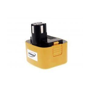 ABB Batteri til ABB Typ SDF-AK 220 3000mAh NiMH