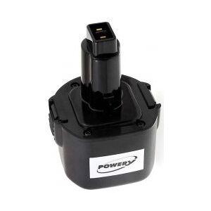 Black & Decker Batteri til Black & Decker CD9600K-2