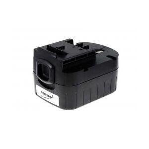 Black & Decker Batteri til Black & Decker skruemaskine HP12