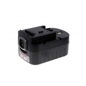 Black & Decker Batteri til Black & Decker CP14K