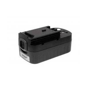 Black & Decker Batteri til Black & Decker slagbor XTC18 NiMH