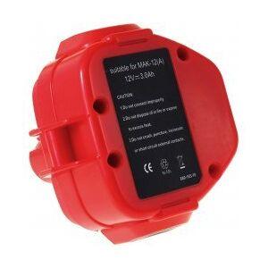 Makita Batteri til Makita Typ 1234 NiMH 3000mAh