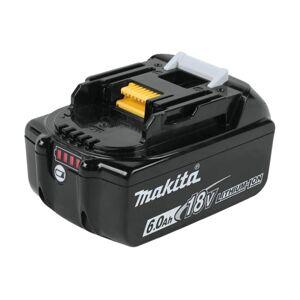 Makita BL1860 - 18V 6Ah LXT Li-Ion batteri (Original)