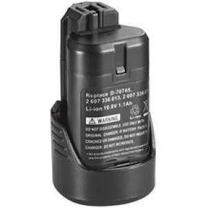 Bosch Batteri til Bosch GSR 10.8-LI Lithium 12V 2,0Ah Li-ion BAT411