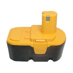 Ryobi Batteri til Ryobi 18V 3.0Ah NiMH ABP1801, CID-1803L