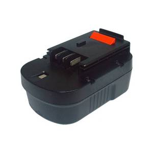 Black & Decker Batteri til Black & Decker, Firestorm HPB14 14.4V 3.0Ah NiMH A144