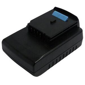 Black & Decker GLC2500L Batteri til Verktøy 1500mAh 123.10 x 79.15 x