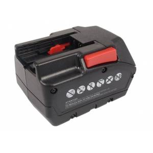 Würth 0700 237 Batteri til Verktøy 2.0 Ah 130.80 x 85.69 x 82.32 mm